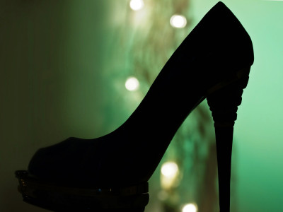 The history of the heel