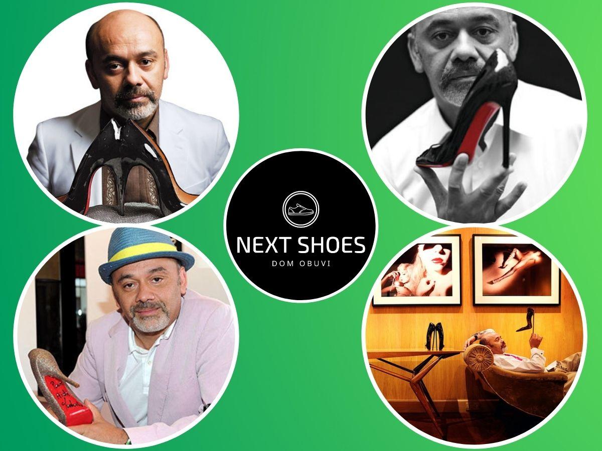 Представляем Вам популярную марку женской обуви Christian Louboutin