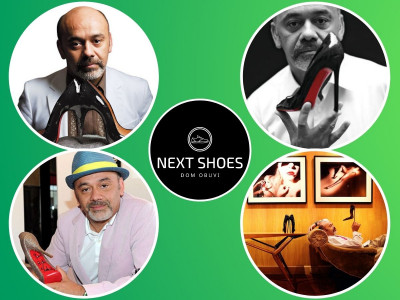 Introducing the popular Christian Louboutin brand of women's shoes