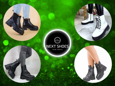 Why do we love rough boots so much and what does the new season offer us? Versatility of coarse women's boots