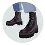 Ботинки зимние ☑