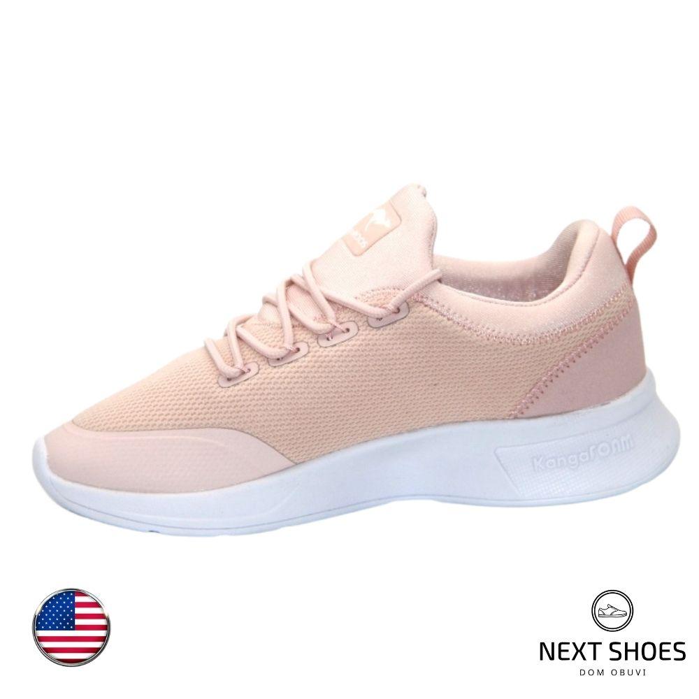 Sneakers women's pink NEXT SHOES (USA) summer art 39141 000 6058 model 4706