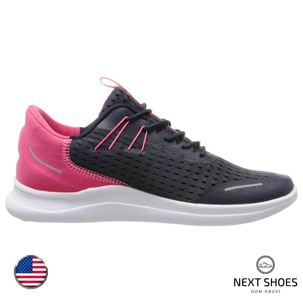 Кроссовки женские красные NEXT SHOES (США) летние арт 39138 000 4134  novy neon pink модель 4717