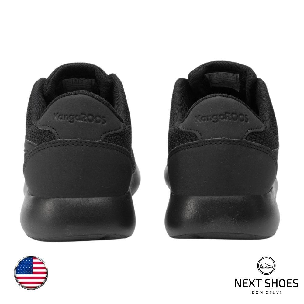 Кроссовки женские черные NEXT SHOES (США) летние арт 39139 000 5500 модель 4719