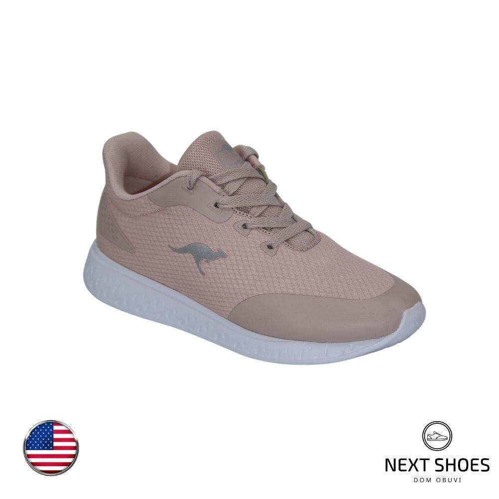 Sneakers women's pink NEXT SHOES (USA) summer art 39181-000-6221 model 4830