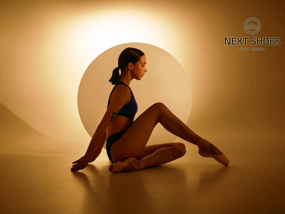 фото балетки для танцев